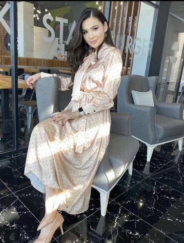 дубайские платья в Кыргызстан: Платье L