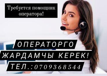 b u rybalka в Кыргызстан: Оператор Call-центра. 5/2
