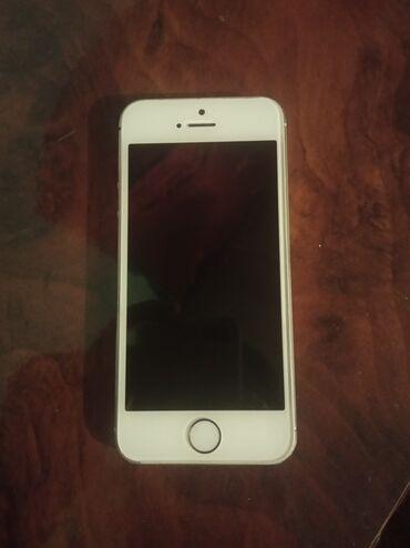 İşlənmiş iPhone 5s 16 GB Qızılı