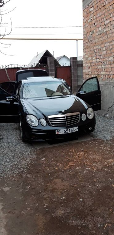 Mercedes-Benz E 500 5 л. 2004 | 12345 км