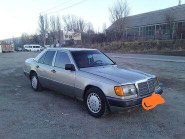 Mercedes-Benz W124 2 л. 1989