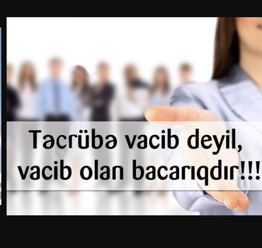 Bakı şəhərində Müalicevi spa merkezine tecili Xanim işçiler teleb olunur. Bilmeyenler