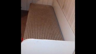 Продаю кровать б/у односпалка.В хорошем состоянии в Бишкек