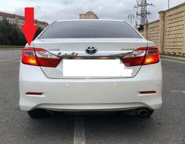 рулевая рейка камри в Азербайджан: Toyota Camry 4 stop işığı. Sol kırlodakı. Əla vəziyyətdə, orjinalDigər