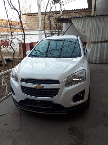 Chevrolet Tracker 1.4 л. 2013