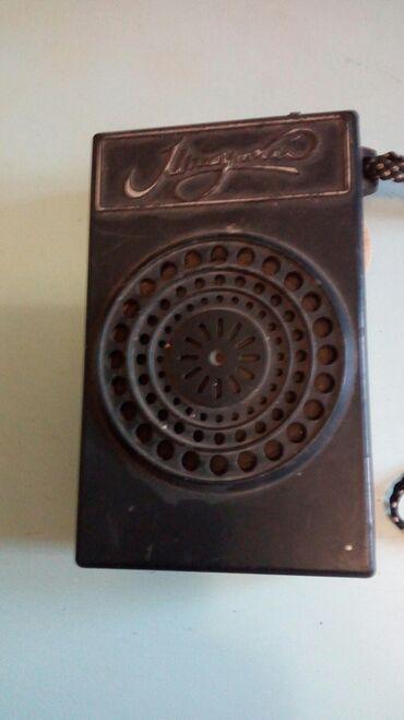 dvigatel n в Кыргызстан: Транзисторный ручной приемник «Мишутка»