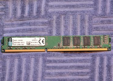 KINGSTON 8GB DDR3 1600MHz CL11 - Belgrade