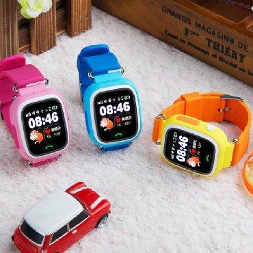 часы омакс оригинал в Кыргызстан: Детские GPS треккеры Q-90Обновлённые десткие часы c GPS, с