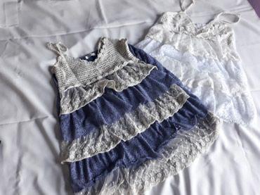 Dve preudobne letnje majice uni veličina,obe 350 - Kragujevac