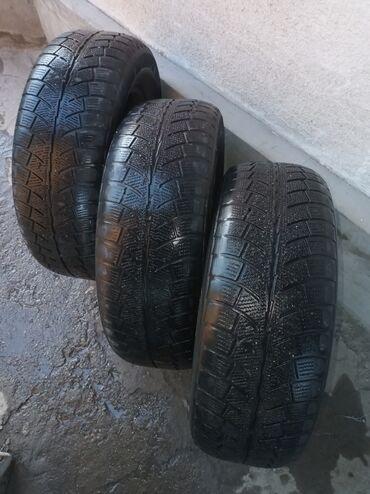 шины 195 65 r15 лето купить в Кыргызстан: Продаются 3шины всесезонные фирмы durun, размерами 205/65/r15. Цена з