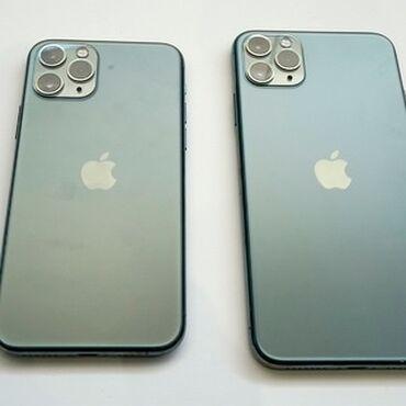 продам iphone 11 pro в Кыргызстан: Б/У IPhone 11 Pro 256 ГБ Зеленый