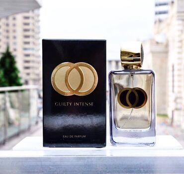 pour toujours - Azərbaycan: Guilty Intense Pour Homme by Gucci for Men Eau de Toilette kişi ətrini
