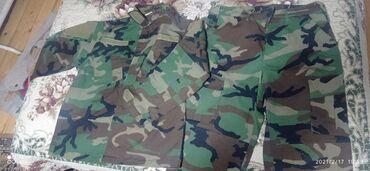 мужская одежда burberry в Кыргызстан: Срочно продаю форму. Почти новый