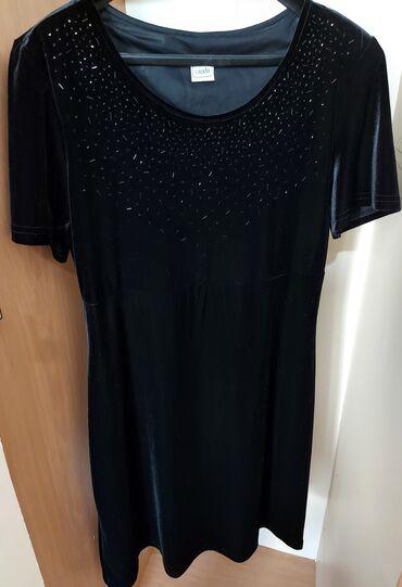 1634 oglasa | HALJINE: C&A nova plisana haljina, nenošena, L/XL