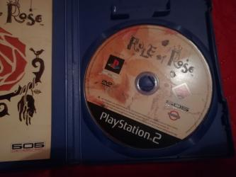 Rule of Rose, in box with manual, PAL, PS2 (compatible with certain σε Athens
