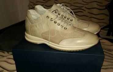 brjuki razmer 46 в Кыргызстан: Продаю качественную кожаную обувь Новое не подошёл размер . Уступ