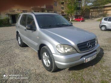 Mercedes-Benz ML 320 3.2 л. 1997