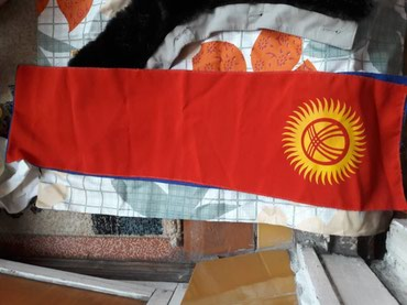 Флаг, декор в Бишкек