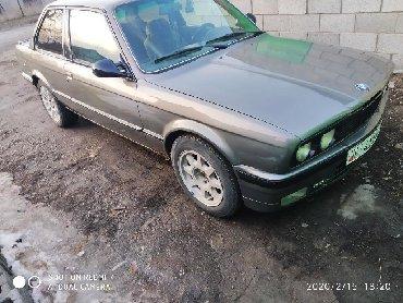 салон-е30 в Кыргызстан: BMW 320 2 л. 1985