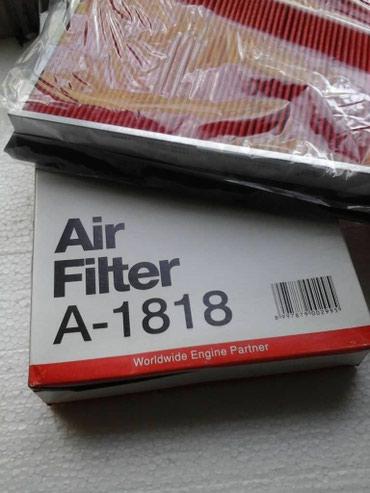 Продаю фильтры воздушные Sakura A 1818 ,цена 237 сом,20 штук. в Бишкек