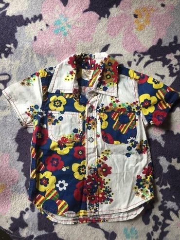 Продаю новую детскую рубашку на рост 90-95 см. прошу 500 сом в Бишкек