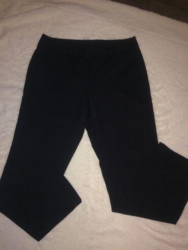 Elegantne pantalone - Srbija: Sisley cigaret pantalone,elegantne,vel L,stanje bukvalno nove i jako