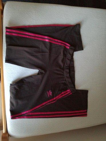 Adidas donji deo trenerke - Srbija: Prelep donji deo adidas trenerke kao nov