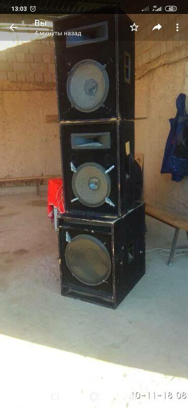 Продаю музыкальную аппаратуру в хорошем состоянии нужно только