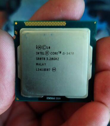 материнская плата сокет 1155 купить в Кыргызстан: Продаю процессор i5 3470.В идеальном состоянии. Полностью рабочий