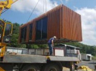 Uğur Construction Prifabrik evləri2020-ci ildən tikinti sahəsində də