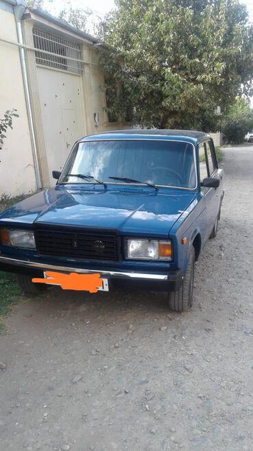 VAZ (LADA) Azərbaycanda: VAZ (LADA) 2107 1.6 l. 2001