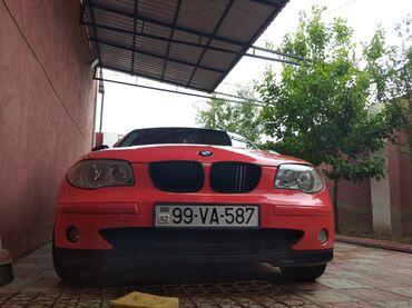 bmw 540i - Azərbaycan: BMW 118 2 l. 2005 | 230000 km