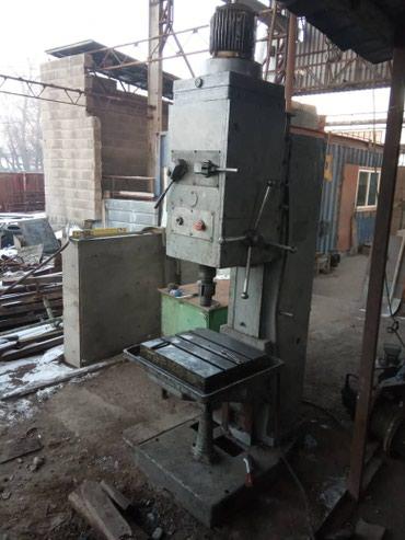 Продаю сверильный станок 2N135. состояния отличное. прошу 50 000сом. в Бишкек