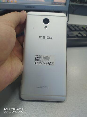 meizu mx5 в Кыргызстан: Meizu M5 Note 32 gb