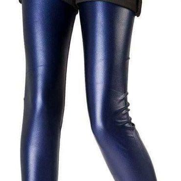 Italijanske helan pantalone LA BOURGET vel 2 ili nase M L boja:tamna - Trstenik