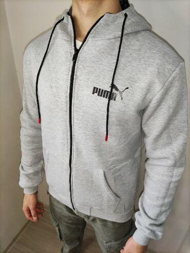 30 объявлений: Теплая кофта Puma все размеры есть в наличии Супер цена последняя парт