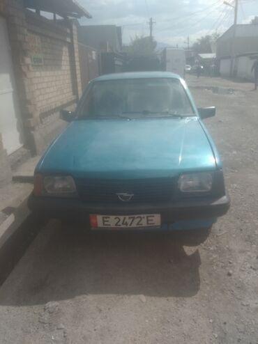 запчасти daewoo nubira в Кыргызстан: Opel Ascona 1.3 л. 1984