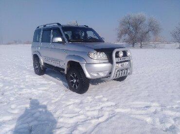 UAZ в Кыргызстан: UAZ Patriot 2.7 л. 2007   180000 км
