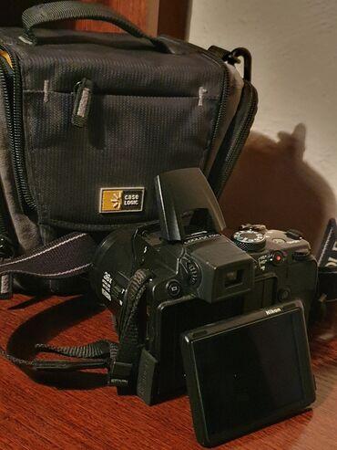 eken ultra hd в Кыргызстан: Nikon coolpix p500 36x ultra zoom Full HD В идеальном состоянии!!