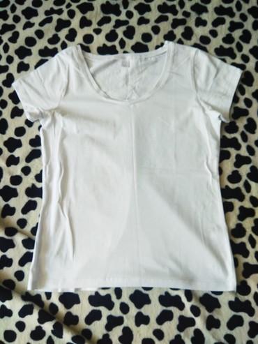 Новая женская футболка,44 размер, качество отличное. в Бишкек