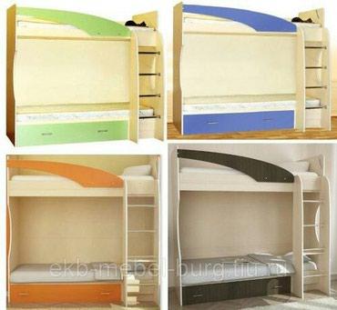 Двухъярусная кровать Комфорт в Бишкек