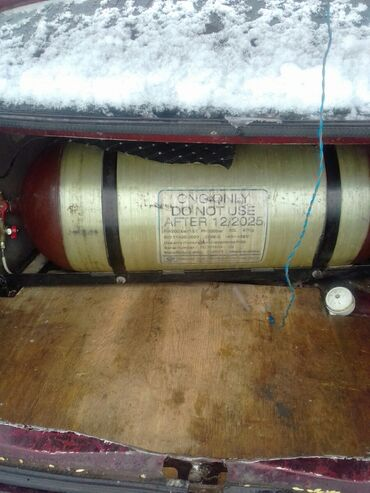 Газ балон сатам канплек дакументи менен 80 дик пасатта турат айдап