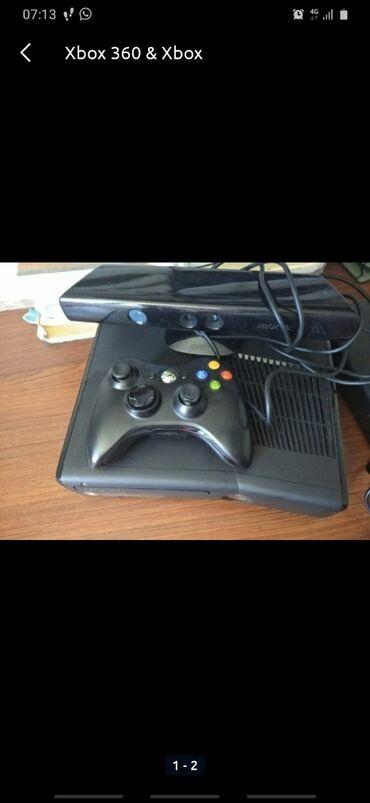 Xbox 360 & Xbox - Azərbaycan: Xbox 360 aliram 50 azn ne satan varsa elaqe saxlasin icinde bi