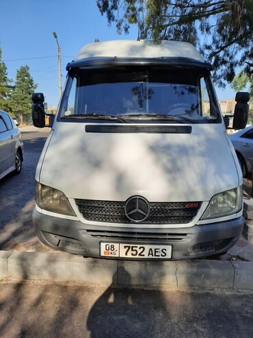 Mercedes-Benz - Model: A 200 - Кыргызстан: Mercedes-Benz Sprinter 2.2 л. 2005