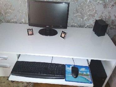 Elektronika Sarayda: Masa üstü kompyuter satılır.19 luq LG Manitor4 Ram2 Video