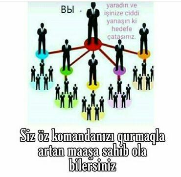 Satış - Azərbaycan: Satışda digər ixtisaslar