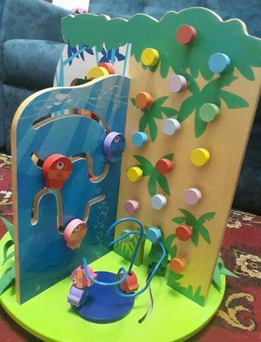 Развивашка, игрушка для развития психомоторики,мышления