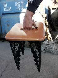Металлические стулья (табурет) в наличии и под заказ изготовим по