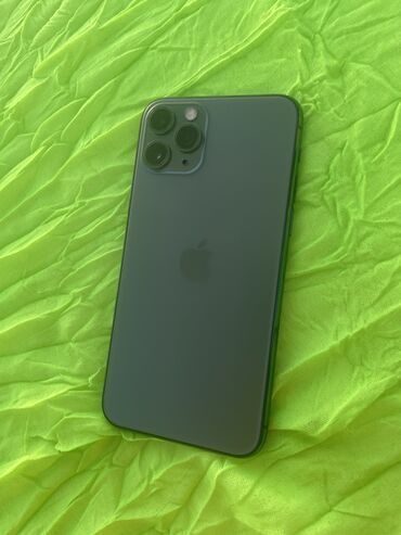 IPhone 11 Pro | 256 GB | Mavi | İşlənmiş | Sənədlərlə