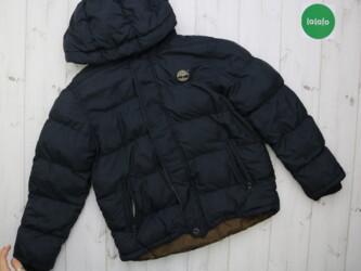 Теплая детская куртка Timberland 12\152 см     Длина: 55 см Рукава: 52